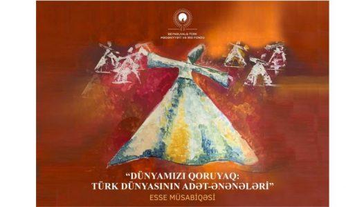 Turk dunyasi esse 2
