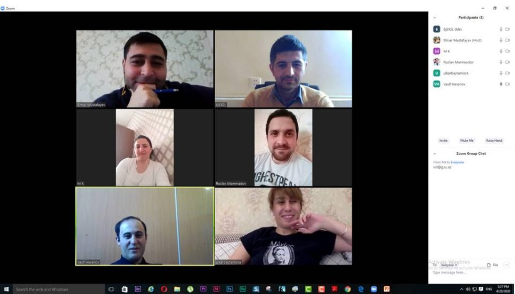 zoom meeting local