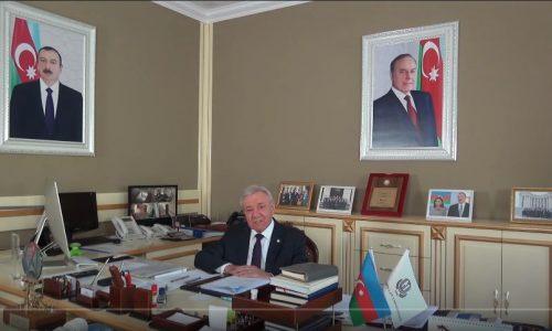 Yusif Yusibov video musahibe